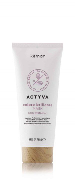 Kemon Actyva colore brillante mask colour protect 200 ml