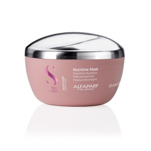 Semi Di Lino Moisture Nutritive Mask Dry Hair Shine Treatment 200ml Print
