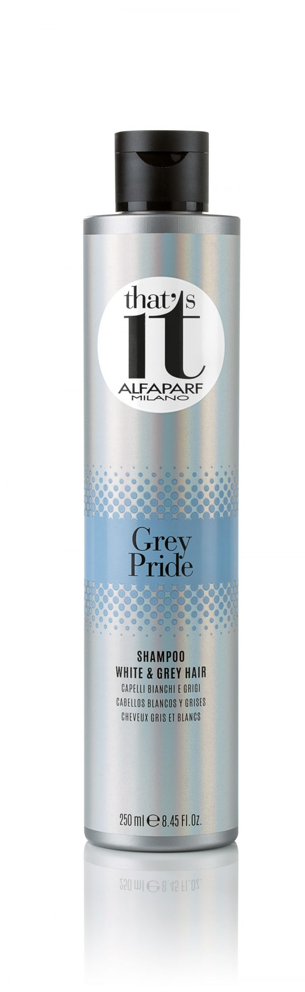 Thats It Alfaparf Milano Grey Pride Shampoo 250ml